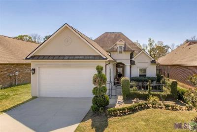 Baton Rouge Single Family Home For Sale: 16022 Belle Angela Ave