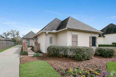 Baton Rouge Single Family Home For Sale: 3303 Millbrook Dr