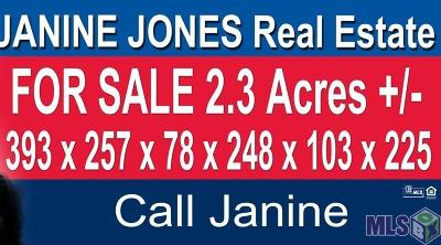 Baton Rouge Residential Lots & Land For Sale