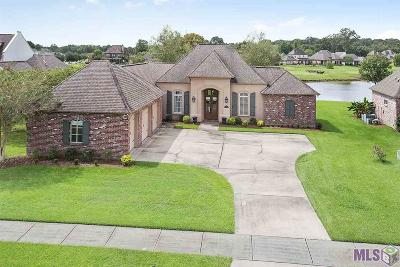 Zachary Single Family Home For Sale: 2378 S Turnberry Ave