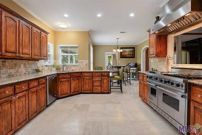 Prairieville Single Family Home For Sale: 18286 Magnolia Oaks Dr