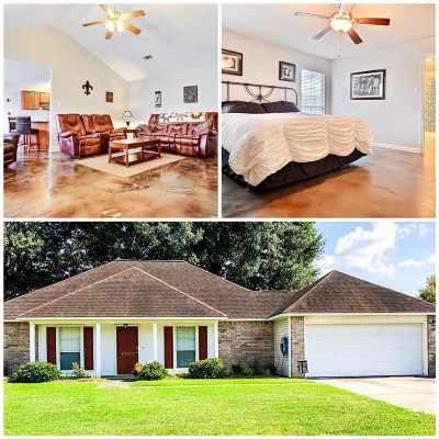 Henderson Bayou Estates Single Family Home For Sale: 43319 N Henderson Ave