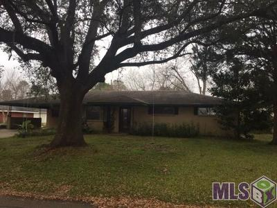 Baton Rouge Single Family Home For Sale: 3445 Seracedar