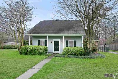 Baton Rouge Single Family Home For Sale: 5325 River Meadow Dr