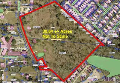 Denham Springs Residential Lots & Land For Sale: 26800 La Hwy 1032