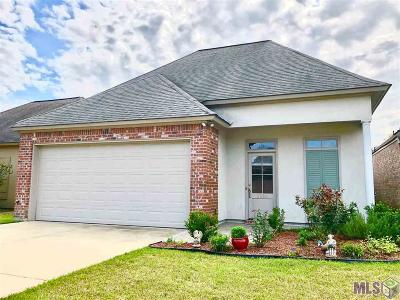 Baton Rouge Single Family Home For Sale: 7854 Seville Ct