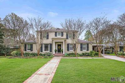 Baton Rouge Single Family Home For Sale: 1417 Richland Ave