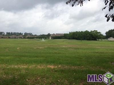 Denham Springs Residential Lots & Land For Sale: 25915 Wax Rd