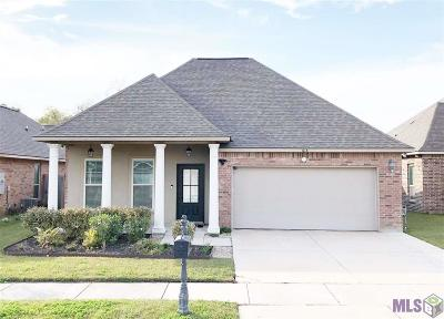 Baton Rouge Single Family Home For Sale: 613 Greenwich Dr