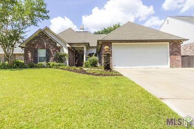 St Amant Single Family Home For Sale: 12120 River Highlands