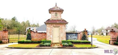 Baton Rouge Residential Lots & Land For Sale: 10516 Manchac Pass