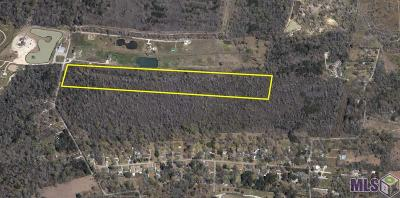 Baton Rouge Residential Lots & Land For Sale: Greenwell Springs Rd