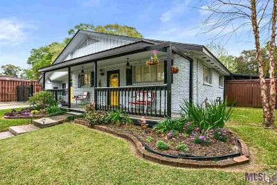 Baton Rouge Single Family Home For Sale: 5854 Convention