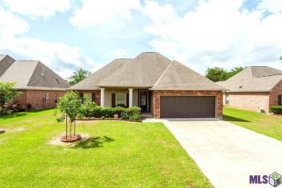 Gonzales Single Family Home For Sale: 41203 Hidden Cove Ave