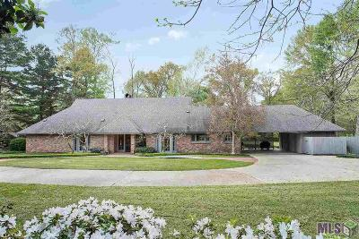 Baton Rouge Single Family Home For Sale: 8119 Oakbrook Dr