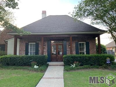 Baton Rouge Single Family Home For Sale: 10213 Oakline Dr