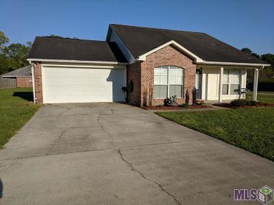 Denham Springs Single Family Home For Sale: 36164 Lynchburg Dr