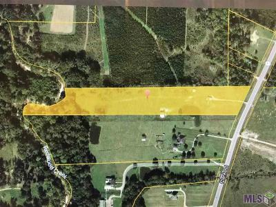 Zachary Residential Lots & Land For Sale: 22651 Plank Rd