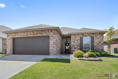 Baton Rouge Single Family Home For Sale: 13880 Windwood Dr