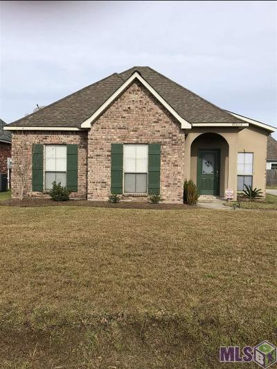 Gonzales Single Family Home For Sale: 40464 Fox Run Dr