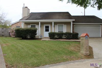 Baton Rouge LA Single Family Home For Sale: $162,900
