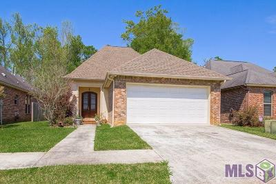 Denham Springs Single Family Home For Sale: 8419 Le Marie Ct