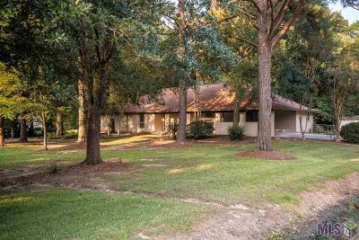Denham Springs Single Family Home For Sale: 26524 Todd Dr