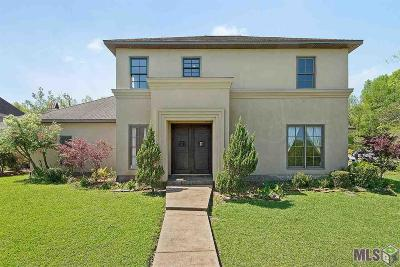 Prairieville Single Family Home For Sale: 16359 Winding Ridge Ave