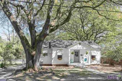Baton Rouge Single Family Home For Sale: 241 Bellewood Dr