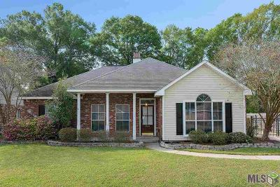 Single Family Home For Sale: 7886 Oakland Dr
