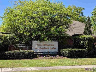 Baton Rouge Single Family Home For Sale: 14635 Rhonda Ave