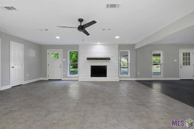 Denham Springs Single Family Home For Sale: 480 Donald Dr