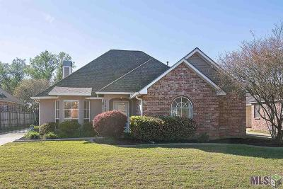 Single Family Home For Sale: 17418 Lake Wisteria Ave