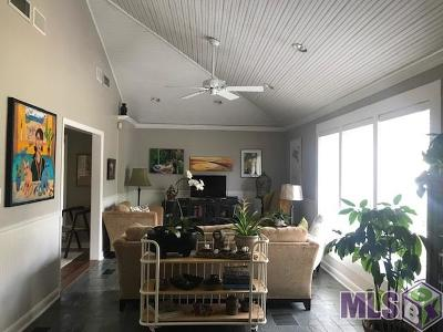Baton Rouge Single Family Home For Sale: 1511 Thibodeaux Ave