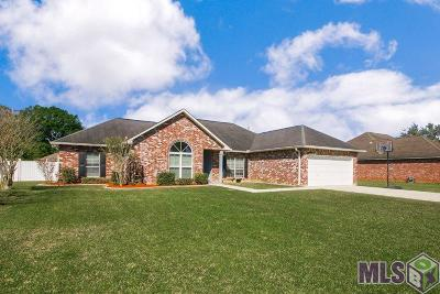 Prairieville Single Family Home For Sale: 16333 Stafford Oak Dr