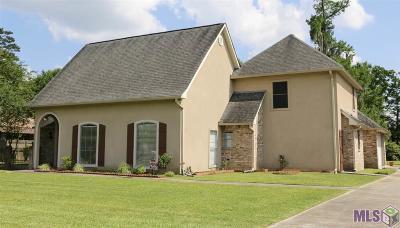 Denham Springs Single Family Home For Sale: 30545 Cypress Glen Dr