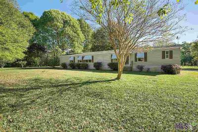 Zachary Single Family Home For Sale: 5800 McHost Rd