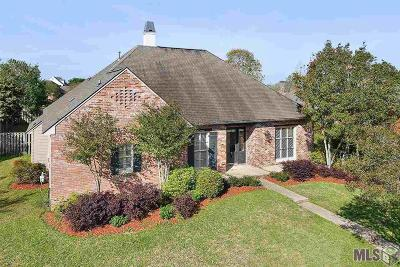 Baton Rouge Single Family Home For Sale: 15222 Lockett Ln