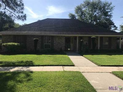 Baton Rouge Single Family Home For Sale: 3065 Brandywine Dr