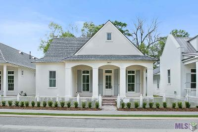 Baton Rouge Single Family Home For Sale: 2867 Pointe-Marie Dr