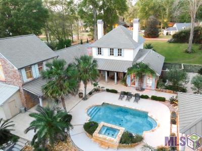 Baton Rouge Single Family Home For Sale: 15766 Philemon Thomas Dr