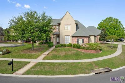 Baton Rouge Single Family Home For Sale: 19422 Oak Park Ct