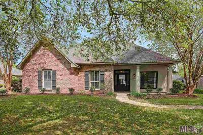 Baton Rouge Single Family Home For Sale: 6433 Westwind Ave