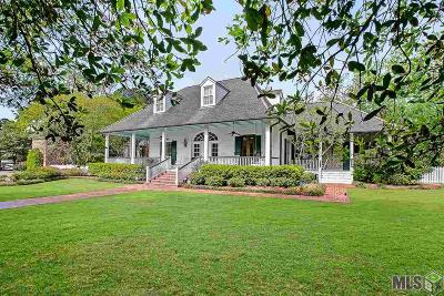 Baton Rouge Single Family Home For Sale: 330 Fulwar Skipwith Rd