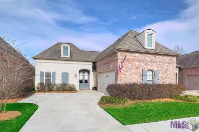 Baton Rouge Single Family Home For Sale: 14825 Pendleton Way
