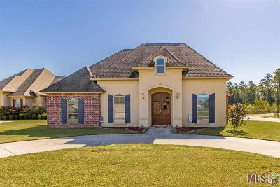 Denham Springs Single Family Home For Sale: 30908 Clear Creek Dr