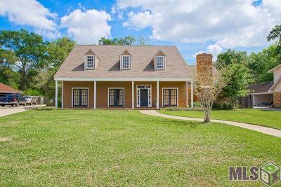 Baton Rouge Single Family Home For Sale: 13903 Woodland Ridge Ave