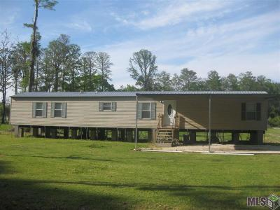 St Amant Single Family Home For Sale: 45500 Doc Ln