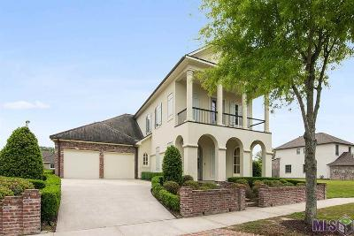 Baton Rouge Single Family Home For Sale: 7989 Settlers Cir