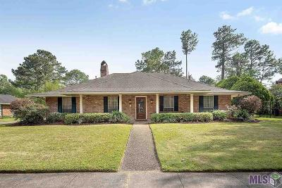 Baton Rouge Single Family Home For Sale: 5622 Tarrytown Ave